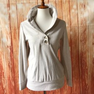 Banana Republic Dressy Sweatshirt